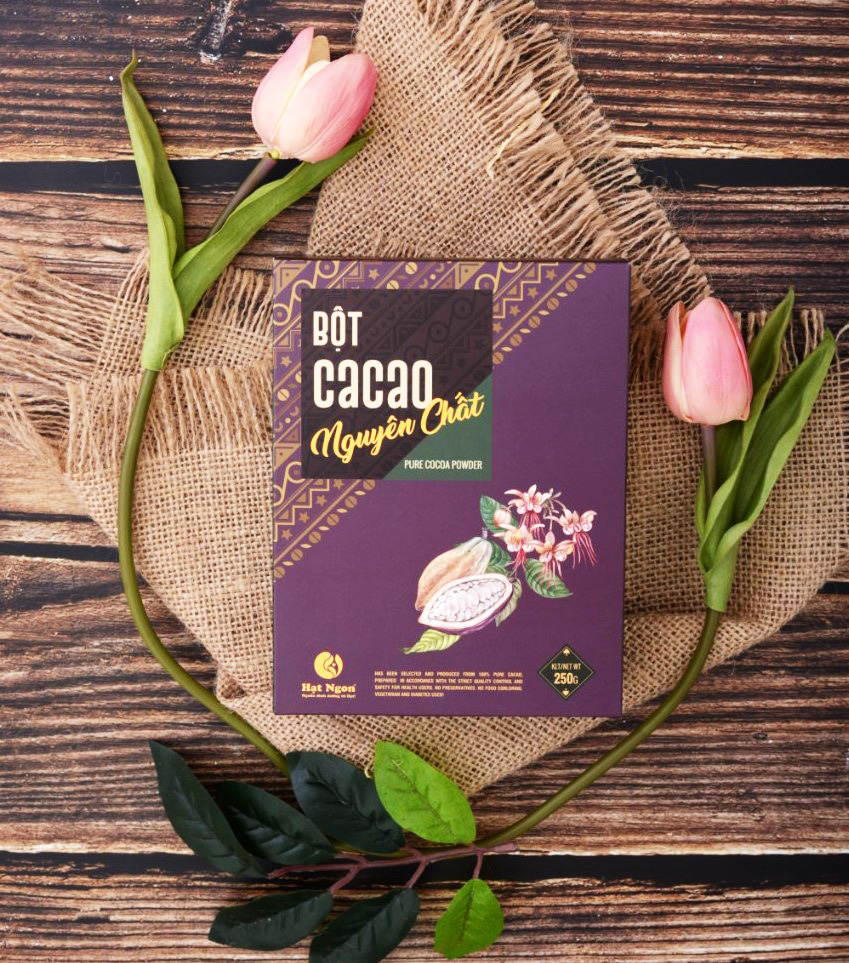 bột cacao